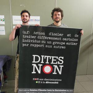 VIVRE ICI ET ETRE D'AILLEURS, présentation de l'édition 2015