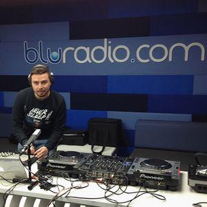 ElectroBluRadio-96.9FM (Paul Lennar Guest Mix) Bogota 09.08.14