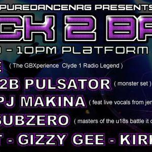 DJ Gary MC & PJ Makina live @ PureDanceNRG 01-03-2013