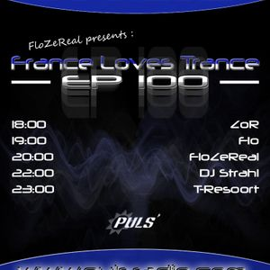 France Loves Trance Ep.100 with T-Resoort (guest)