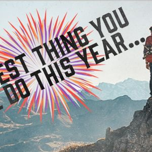 The Best Things You Will Do This Year is Pray // Burlington - Audio