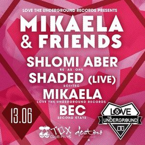Mikaela - Live @ Tox Club   13.06.15