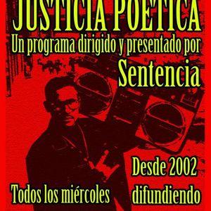 Justicia Poética Radio Rap Show 27-5-15