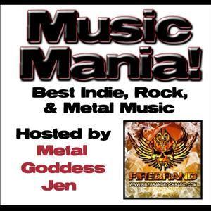 Music Mania with Metal Goddess Jen 11.05.12
