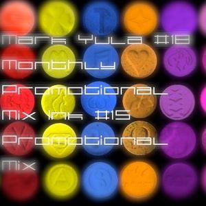 Mark Yula #18 Monthly Promotional Mix Ink #15 Promotional Mix