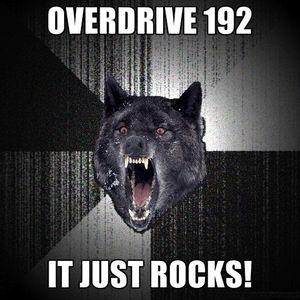Overdrive 192 - Rock Show - Robin Dee - 3 Feb 2012