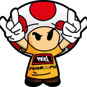 Red Mushrooms - Promo Mix 001