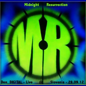 Don_DIGITAL - Live_set  @ Midnight Resurrection, Slovenia - 29.09.12