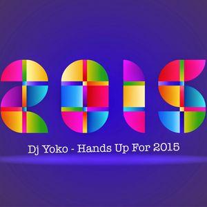 DJ Yoko - Hands up for 2015