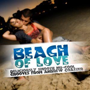 Andrew Coaster - Beach Of Love 1