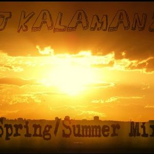 Dj Kalamanzi-Spring/Summer Mix