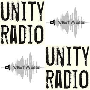 #UnityRadio Guest Mix Tweet @DJMETASIS