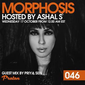 Morphosis 046 With Ashal S And Priya Sen (17-10-2018)