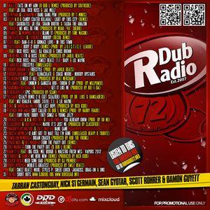 DJ R DUB L Presents DUB Radio Volume 72 (2012)