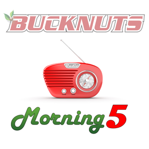 Bucknuts Morning 5: March 25, 2016