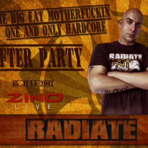 The one and only warmup mix by Radiate (unofficial Dominator after party)