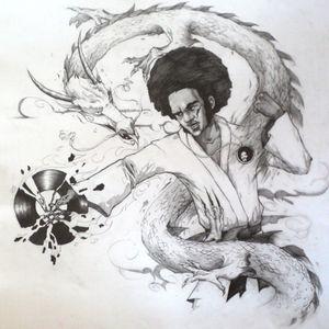 Charles le Brigand - Dubbing the Dragon