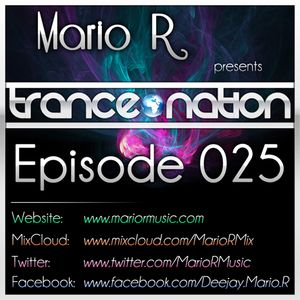 Trance Nation Episode 025