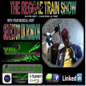 THE REGGAE EXPRESS TRAIN SHOW 20th MARCH 2017
