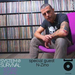 SOundscape #024 Guest: N-Zino