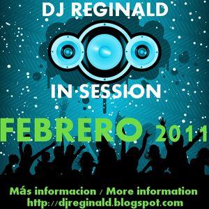 Dj Reginald - Session Febrero 2011