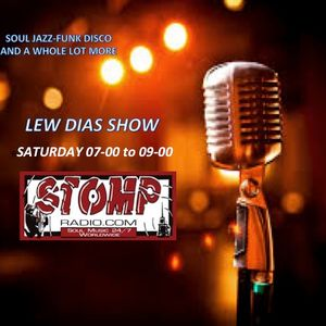 Lew Dias Early Breakfast Show on Stomp Radio 21st October 2017