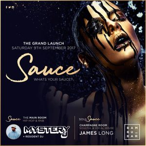 @DJMYSTERYJ | Saucy Mix Part 1 | @BambuBirmingham