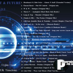 Emrah Barut - Past & Future Set - 33  Powermix.fm 12.05.2012