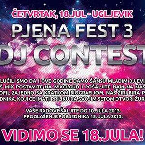 David Gataric - Deep/Tech House mix (Pjena Fest DJ Contest)