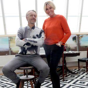 Konst i rutan – från Hyland till Billgren