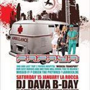 DJ JOEY'S ESSENTIAL MIX: Jan 2011 (Papaya 'Medical Transport' Mix)
