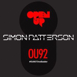 Simon Patterson - Open Up - 092