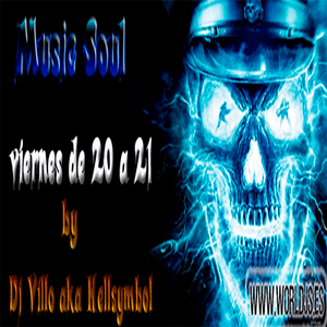 Podcast 18 Music Soul by Dj Villlo aka Hellsymbol