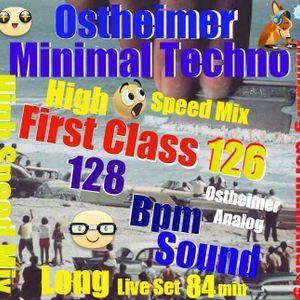 Ostheimer Spezial ...High Speed Mix 84 min Big 2016 Minimal Techno ....128 Bpm Sound from Hamburg !