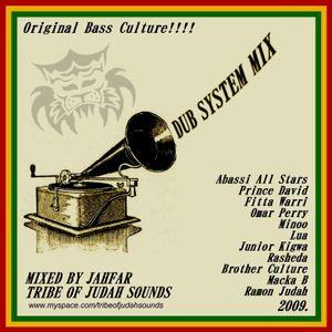 Jahfar - Dub System Mix vol.1.