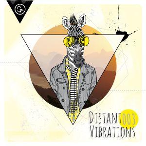 Distant Vibrations 003 mixed by Shaun Ribeiro