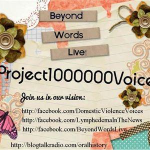 Survivor Voice:  Cari #Project100000Voices The Journey to Change