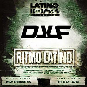 Ritmo Latino 106.3fm Radío (Salt Lake City, Utah) - DJ LF Latino Mezcla