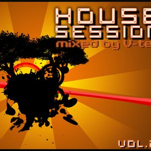 House Session vol.21  [mixed by V-tek]