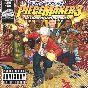 Tony Touch - The PieceMaker 3 (Return Of The 50 MC's)