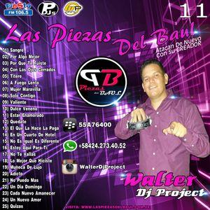 Las Piezas Del BAUL (Vol.11) (WALTER DJ PROJECT)