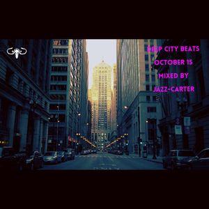 """""""Jazz-Carter""""  (Deep city beats october 2015 mix)"""