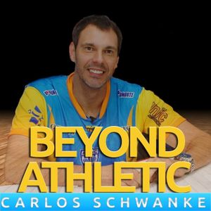 #6 How To Go From A 'Fat' Kid To An Olympian with Carlos Eduardo Schwanke