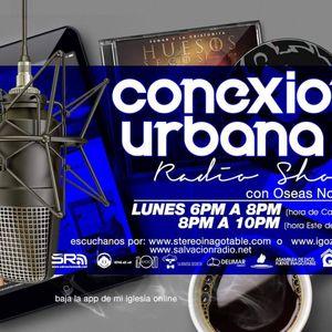 Conexion Urbana Show [08-07-2016]