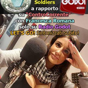 Controcorrente 21 marzo 2016 RADIO GODOT Marcianò - Killuminati Soldier- Ambrogi