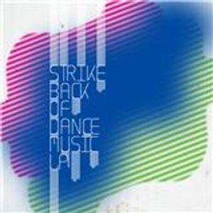 Strike back of Dance music LP Promotion DJ mix by Lady Citizen