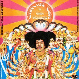 Βινύλιος έρως @VoiceWebRadio Νο20 (Jimi Hendrix)