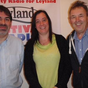 Breakfast with Keith Bradshaw 7 Dec 2016 (guests Lynn McCann and Andy Prosser)