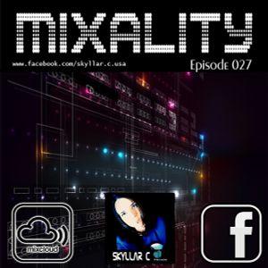 Mixality Episode 027 [TFB Radio 04.11.2015]