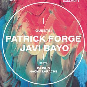 BLB#14 - 02 - Patrick Forge @ Cafe Berlin 15-03-14